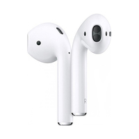 Apple AirPods (2019) With Charging case White