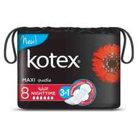 Kotex Women Pads Maxi Night 8 Pads