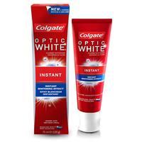Colgate Optic White Instant Whitening Toothpaste 75ml