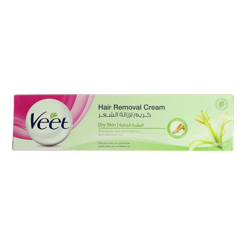 Veet-Shea-Butter-And-Lily-Fragrance-For-Dry-Skin-Hair-Removal-Cream-100g