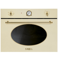 Smeg Built-In Microwave Oven SF4800MCP 45CM