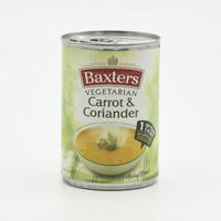 Bax Carrot & Corndr Veg Soup 400 g