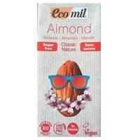 Ecomil Sugar Free Almond Milk 1L