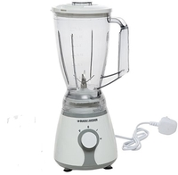 BLACK&DECKER Blender BX205-B5 300 Watt White
