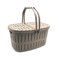 Plastic Picnic Basket