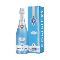 Pommery Royal Blue Sky Sur Glace 75CL