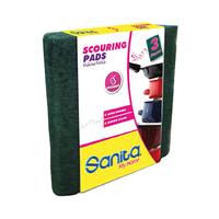 Sanita Scouring Pads 3 Pieces