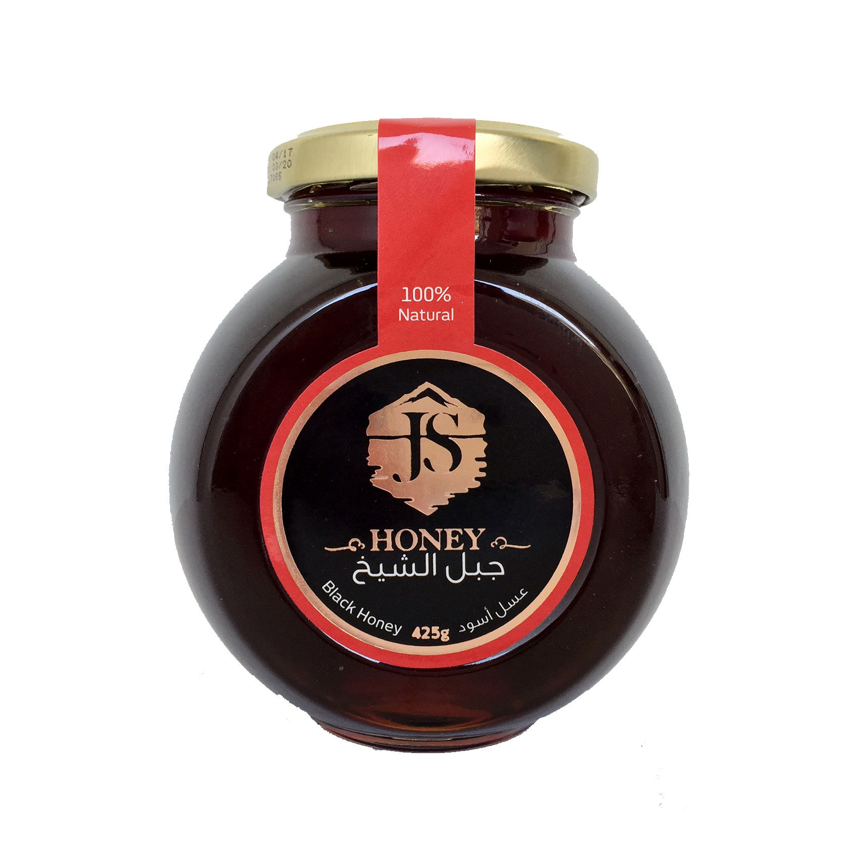 JABAL EL SHEIKH OCTOBER HONEY 425G