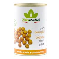 Bioitalia Organic Chick Peas 400g