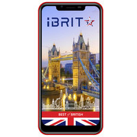 iBrit Power 6 Dual Sim 4G 16GB Red