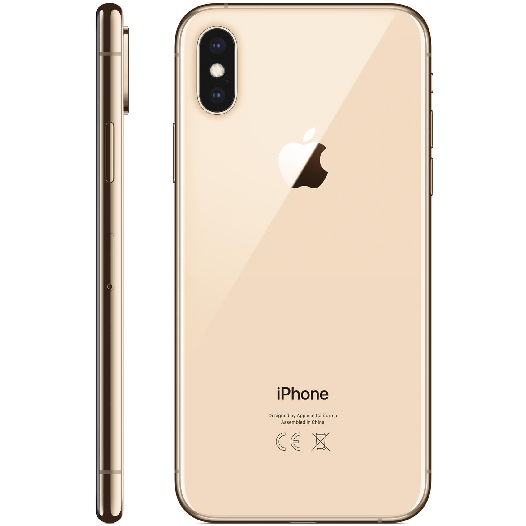 buy apple iphone xs 64gb gold online in uae carrefour uae. Black Bedroom Furniture Sets. Home Design Ideas