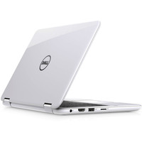 "Dell 2 in1 Inspiron 3168 N3710,4GB RAM,500GB Hard Disk,11.6"" White"