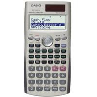 Casio Financial Calculator Fc200V