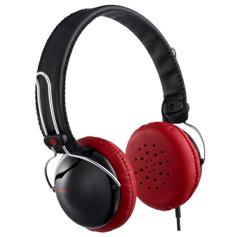 Pioneer-Headphone-SE-MJ151-K-Black