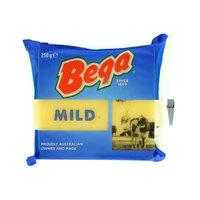 Bega Mild Cheddar Cheese 250g