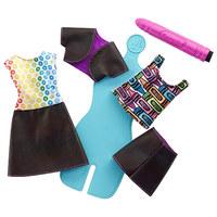Barbie D.I.Y. Crayola Rainbow Design - Blue