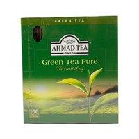 Ahmad Tea Foil Green 100 Bag