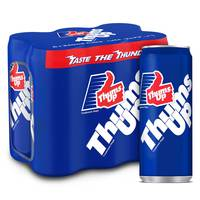 Thums Up Regular 6 x330ml