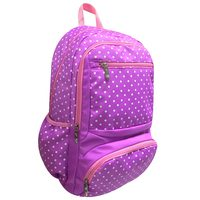 "Oxford Kids Purple Backpack 18"""