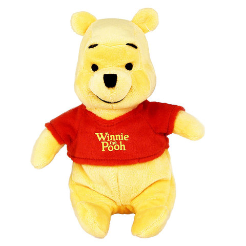 "Disney-Winnie-the-Pooh-Plush-8"""
