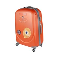 Pacific Hard Luggage 4 Wheels Size 30 Inch Orange