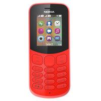 Nokia Mobile 130 -2017 Dual SIM Red