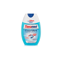 Theramed 2 In 1 Cool Mint Toothpaste and Mouthwash 75ML 30% Offer