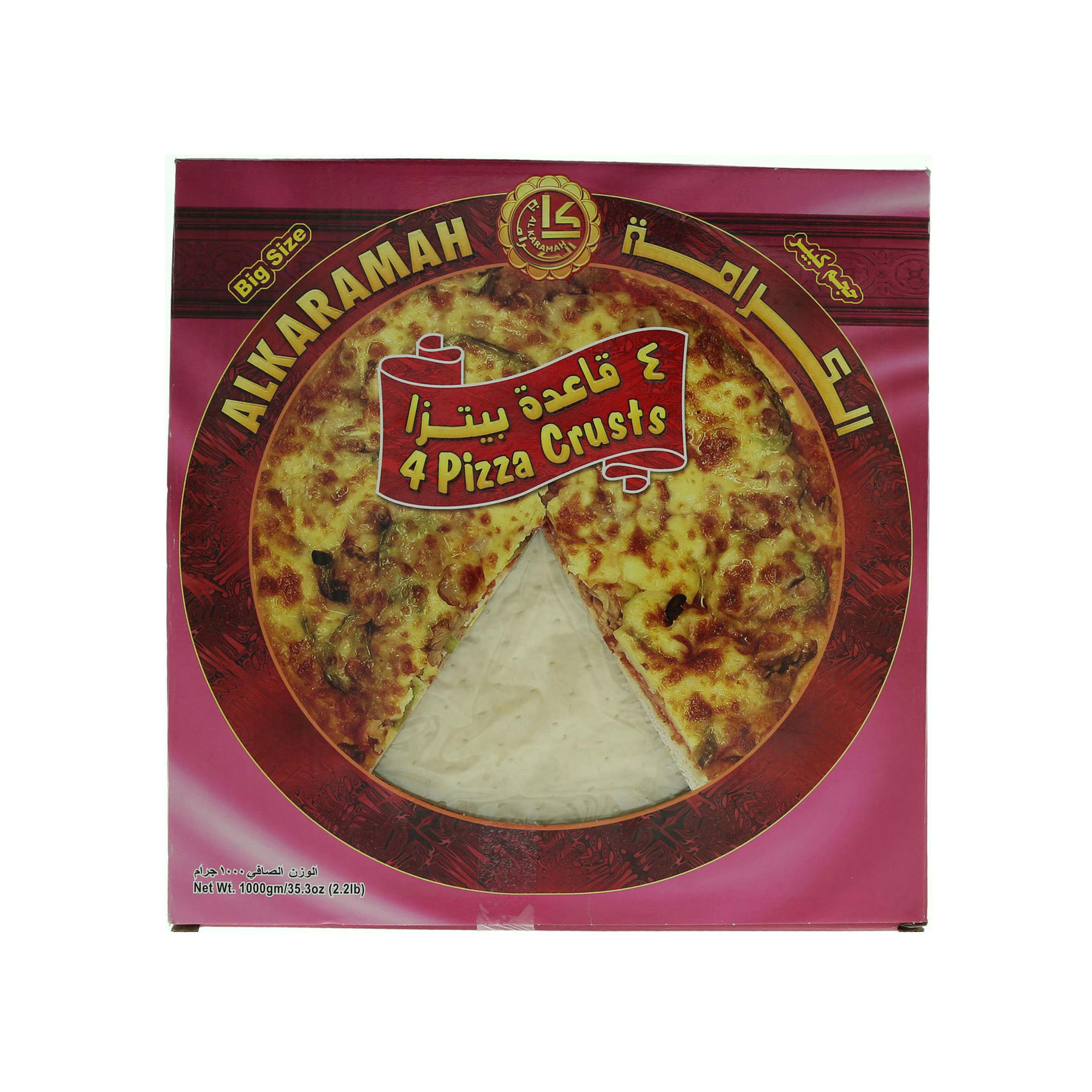 AL KARAMAH PIZZA CRUST BIG 1KG