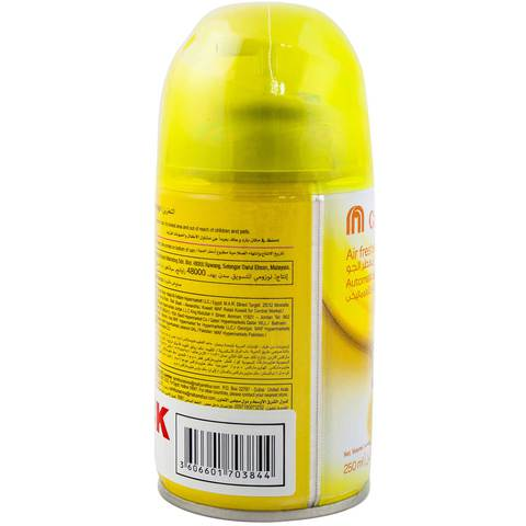 Carrefour-Freshmatic-Lemon-Refill-250MX2