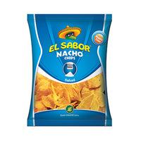 El Sabor Nacho Chips Salted 100g