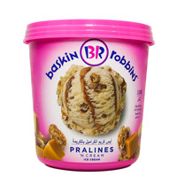 Baskin Robins Pralines 'N' Cream Ice Cream 2L