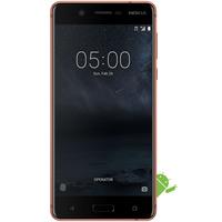 Nokia Smartphone 5 Dual SIM 4G Copper
