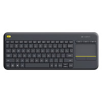 Logitech Keyboard Wireless Touch K400 Plus
