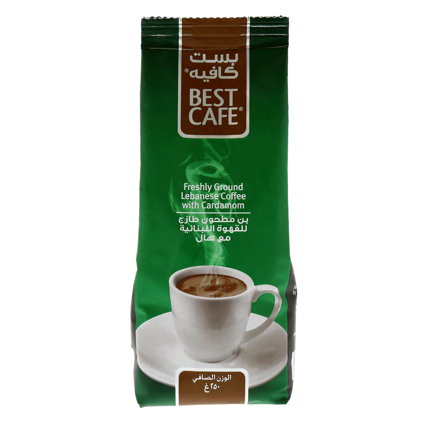 BEST CAFE WITH CARAMOND 250GR