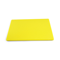 Sunnex Cutting Board Yellow 35X25CM