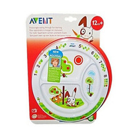 Philips Avent Toddler Feeding Divider Plate 12 Months+