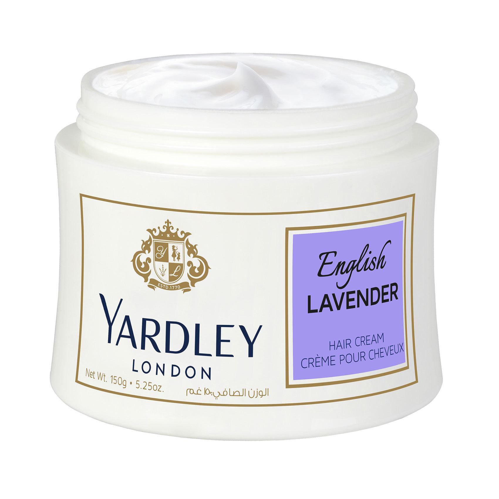 YARDLEY LAVENDER HAIR CREAM 150G
