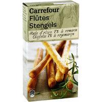 Carrefour Cracker Flutes Stengels 85g