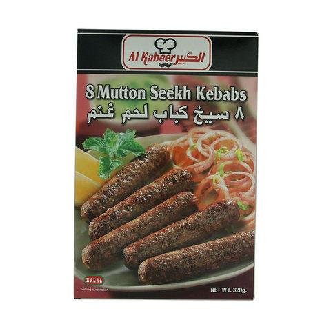 Al-Kabeer-8-Mutton-Seekh-Kebabs-320g