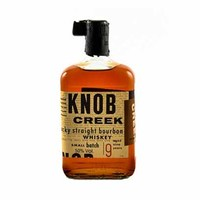 Knob Creek 9 Years Old Bourbon 50% Alcohol Whisky 70CL