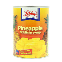 Libby's Pineapple Tidbits in Syrup 570g