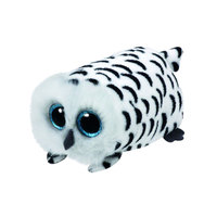Ty Teeny Tys 4'' Nellie White Owl