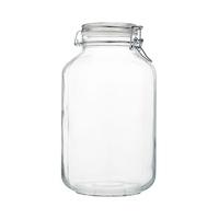 Bormioli Rocco Fido Glass Canister 4L