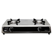 First1 Double Burner Gas Stove FGT-522SD