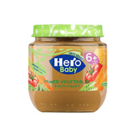 Hero Baby Mixed Vegetables 120 g