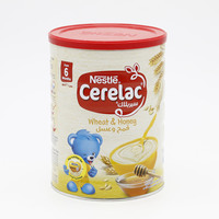Nestle Cerelac Baby Wheat & Honey from 6 Months 1 Kg