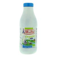 Elle & Vire Organic Semi Skimmed Milk 1L