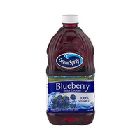 Ocean Spray Blueberry Juice Cocktail Bottle 64OZ