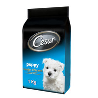 Cesar® Tender Chicken with Rice & Vegetables Dry Dog Food Puppy Up to 6 months 1kg