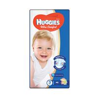 Huggies Diapers Ultra Comfort Jumbo 3 46 X2